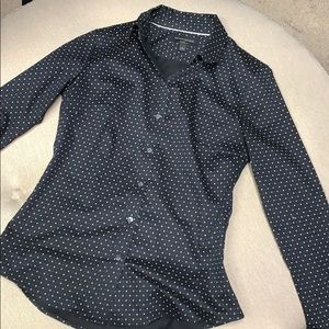 Banana Republic Tailored Fit shirt size 2